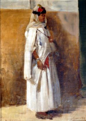 Femme d'Alger