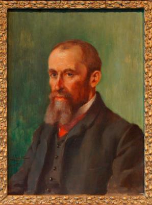 Portrait présumé de M. Bisson, manufacturier