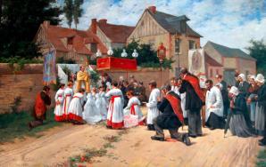Procession de la Fête Dieu