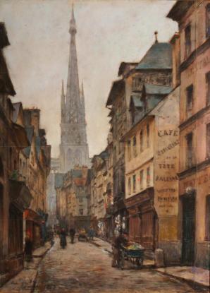 Rue du Bac Rouen